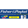 Warehouse Relocation Sale + Fisher & Paykel Free Sydney Shipping @ 2nds World!