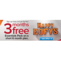 3 months FREE - Foxtel Deal on a 6 month Essential Plan!