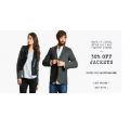 30% off Jackets @ Elwood Apparel!