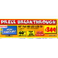 "Price Breakthrough at JB HI FI -  Soniq 40"" Full HD LED LCD TV, $349"