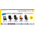 Office Chair Clearance @ 2nds World!