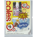 Coles Newest Catalogue - valid 11-17 Sept 13! unreal deals and more!