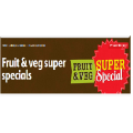 Coles - Fruits and Vegies Specials! until 19/9/2013!