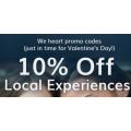Deals.com.au - EXTRA 10% Off Local Experiences (code)