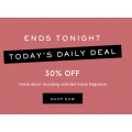 Myer - Daily Deal: 30% Off 320+ Clearance items - Today Only