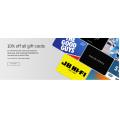 Qantas Store - 10% Off all Gift Cards (David Jones, JB Hi-Fi, Bunnings, The Iconic, Big W, Priceline, The Good Guys, Harvey Norman etc.)