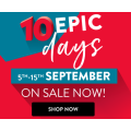 Domayne - EPIC 10 Days Sale: Over 560 Bargains (In-Store & Online)