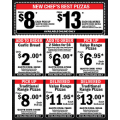 Dominos Pizza Vouchers - Valid until 08/07/13