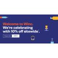 Winc - 10% Off Storewide (code)