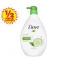 Chemist Warehouse - Dove Go Fresh Body Wash Fresh Touch 1L $6.49 (Was $12.99)