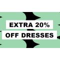 ASOS - 24 Hours Flash Sale: 20% Off Dresses Including Sale Items (code)