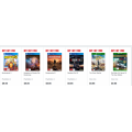 EB Games - Clearance Sale: Buy One PS4/Xbox One Game & Get One Free