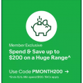 eBay - EOFY Spend & Save: $10 Off $100+ | $50 Off $500+ | $200 Off $2000+ Orders (code)! Plus Members Only