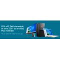 eBay Dell - 20% Off (General Public) / 22% Off Plus Members (codes)! Max. Discount $1000