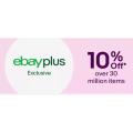 eBay: 10% Off Millions of Items (code)! [BCF, Myer, Microsoft, Lenovo, Officeworks etc.]
