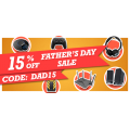 Wireless 1 - Father's Day Sale: 15% Off Sale Items (code)! 2 Days Only