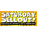 JB Hi-Fi - Saturday Sellout 1 Day Deals - Start Online Now