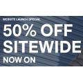 FILA - Flash Sale: 50% Off Sitewide e.g. Men's Fila Desio Shoes $35 (Was $120) etc.