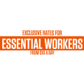 Budget Car Rental - $10/day Car Rental for Essential Workers (code)