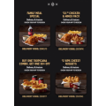 Red Rooster - Latest Christmas 2020 Vouchers via Royalty App (codes) - Expires 6th December 2020