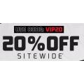 Foot Locker - VIP Sale: 20% Off Storewide (code)! 2 Days Only