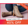 MYER - Daily Deal: 40% Off Women's Footwear - Today Only