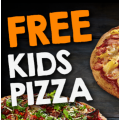 Pizza Capers - Free Kids Pizza with Any Large Pizza (code)! 3 Days Only