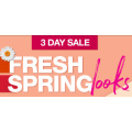 Priceline - 3 Days Spring Sale: 40% Off Cosmetics, Haircare & Skincare Products