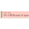 Groupon - Beauty Sale: 15% Off Beauty & Spa Deals (code)! Today Only