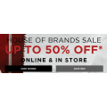 Glue Store - House of Brands Sale: Up to 50% Off 1478+ Clearance Items e.g. Accessories $5; Skirt $5; T-Shirt $5; Footwear $30 etc.