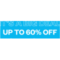 General Pants - Big Deal Sale: Up to 60% Off Sale Items [Adidas; Champion; Reebok; The North Face; Wrangler etc.]