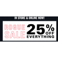 General Pants - Rogue Sale: 25% Off Everything (code)