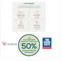 G'DAY Rewards - 50% Off G'DAY Rewards 2 Year Membership (code)