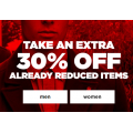G-STAR RAW - Clearance Sale: Up to 50% Off Sale Items + Extra 30% Off e.g. Cart Slide III Sandals $28 (Was 80) etc.