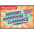 Catch - Grocery Warehouse Clearance: Up to 75% Off 2101+ Clearance Items - Starts Today