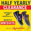 The Athlete's Foot Half Yearly / Boxing Day Sale - up to 50% off shoes