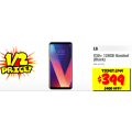 JB Hi-Fi - Massive October Clearance: Up to 50% Off e.g. LG V30+ 128GB Handset $399 (Was $799) etc.