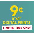 9c Offer On 6×4 Prints At Harvey Norman - Till 2 Nov