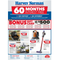 Harvey Norman - Super Appliance Sale - Starts Today [In-Store & Online]
