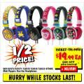 JB Hi-Fi - 50% Off Moki Popper Headphones, Now $19.99 (code)! Was $39.99