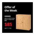 IKEA - Final Clearance Sale: Up to 70% Off Items e.g. FORNYAD Stool Beech $17 (Was $59) & More