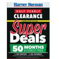Harvey Norman - Half Yearly Clearance Super Deals - Starts Today [Full List]