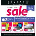 Domayne - 1/2 Yearly Clearance 2019 - 3 Days Only [Full List]