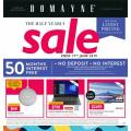 Domayne - 1/2 Yearly Clearance 2019 - Valid until Mon 17th June [Full List]