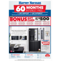 Harvey Norman - Home Appliances Sale - 3 Days Only [Deals in the Post]