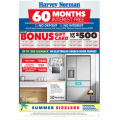 Harvey Norman - Summer Home Appliance Sale - 3 Days Only