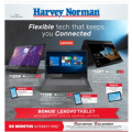 Harvey Norman - September Tech Sale - Starts Today [Deals in the Post]