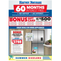 Harvey Norman - Summer Sizzlers Home Appliance Sale - 3 Days Only