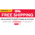Kogan - Free Shipping on Almost All In-Stock Products (code)! Today Only
