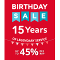 Appliance Online - 15th Birthday Sale: Up to 45% Off RRP + Free Next Day Delivery